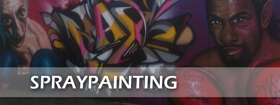 Spraypainting