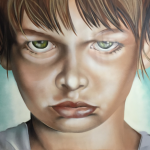 Graffiti Portrait – Step by Step